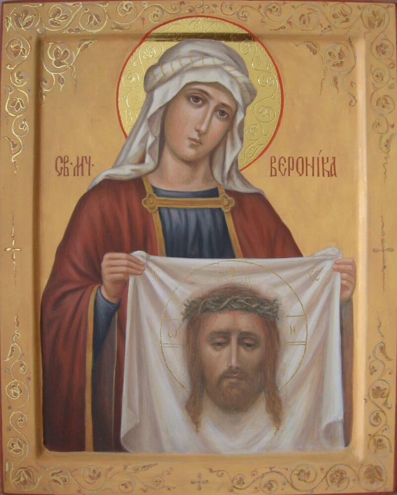 Плат святой Вероники.