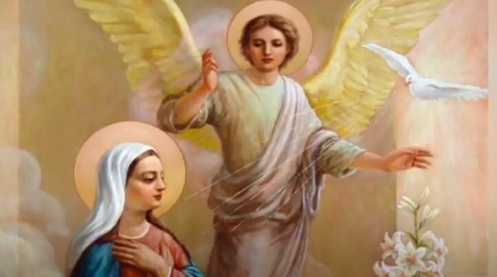 Архангел Гавриил пришел к деве Марии.jpg