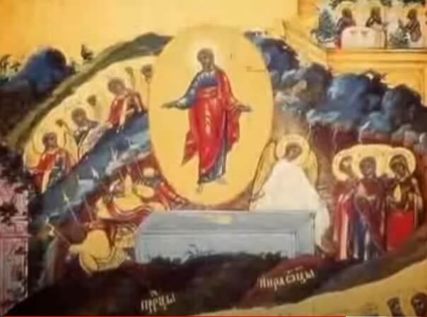 Иисус воскрес.