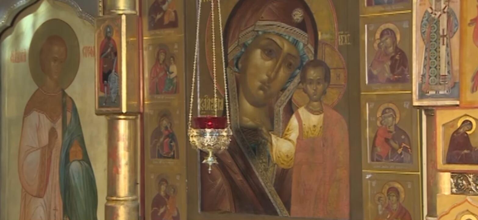 Казанский собор: история, архитектура, как добраться  Казанская Божья Матерь Казанский Собор
